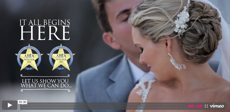 Wedding Video Brisbane
