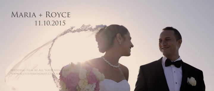 Greek Orthodox Church & Sheraton Mirage Gold Coast Wedding | Maria & Royce