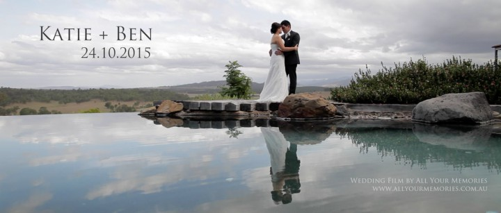 Spicers Hidden Vale & Vue Restaurant Wedding | Katie & Ben