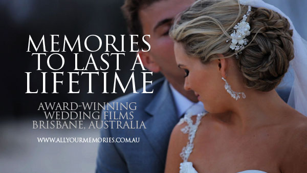 Wedding Videography Brisbane