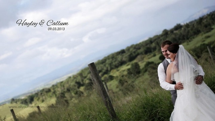 Hayley & Callum | Woodlands of Marburg Wedding
