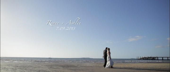 Renee & Ashlie | Fraser Island Wedding