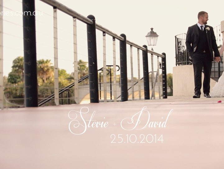 Gold Coast Wedding Video | Stevie & David