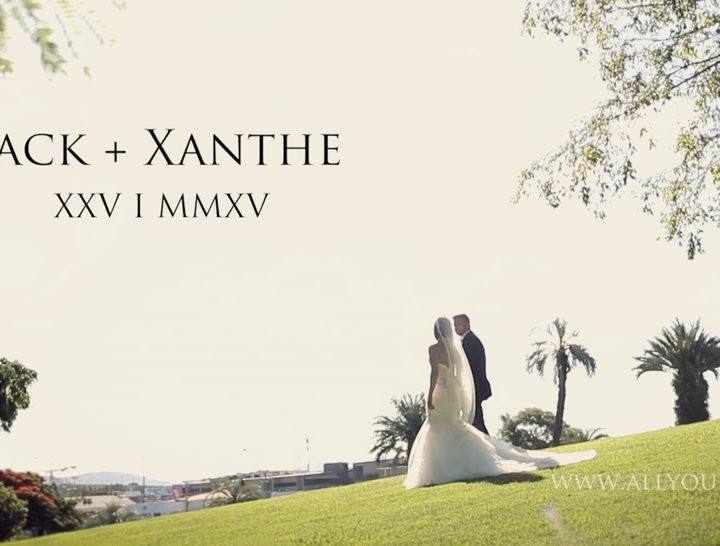 Newstead Park and Victoria Park Wedding Video | Jack & Xanthe