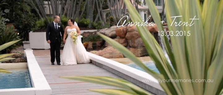 Sheraton Mirage Gold Coast Wedding | Annika & Trent