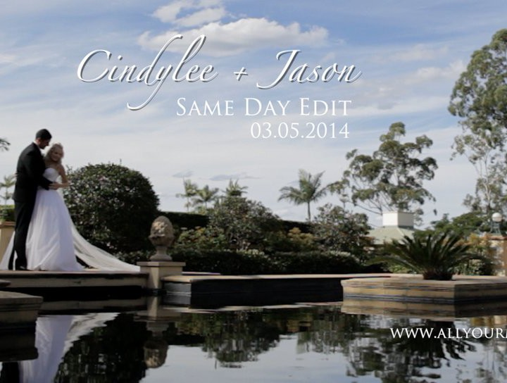 Wedding Same Day Edit | Cindylee & Jason