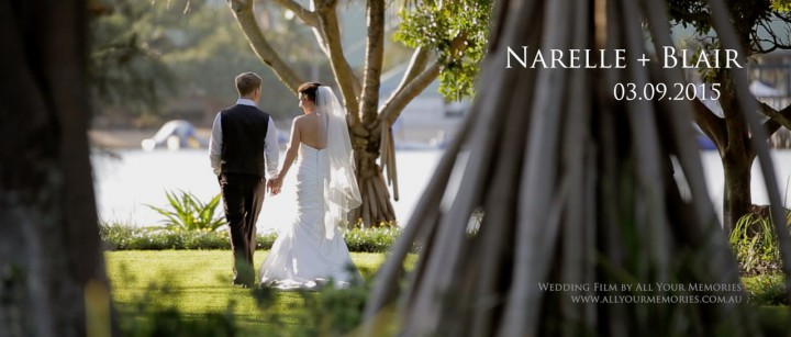 Novotel Twin Waters Wedding | Narelle & Blair