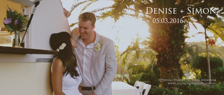 Fig Tree Restaurant Byron Bay Wedding | Denise & Simon