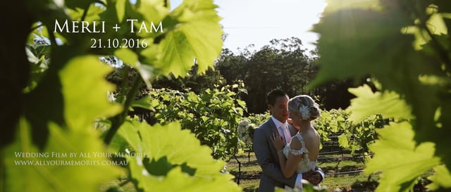 Sirromet Winery Brisbane Wedding | Merli & Tam