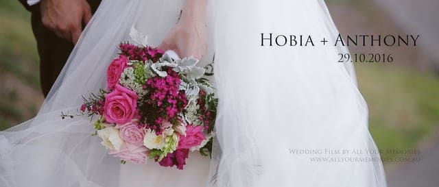 St. Stephen's Cathedral & Room 360 Brisbane Wedding | Hobia & Anthony