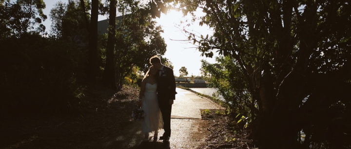 Intercontinental Sanctuary Cove Wedding | Emma & Cameron