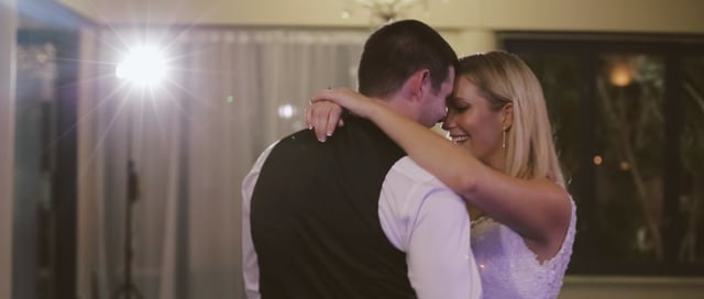Landing at Dockside Wedding Video | Jen & Connor