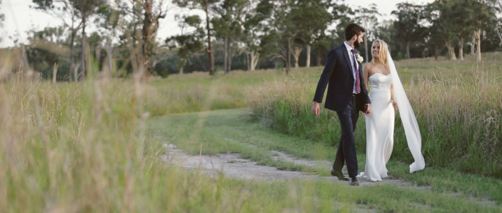Sirromet Winery Brisbane Wedding Videography | Amy & Tim