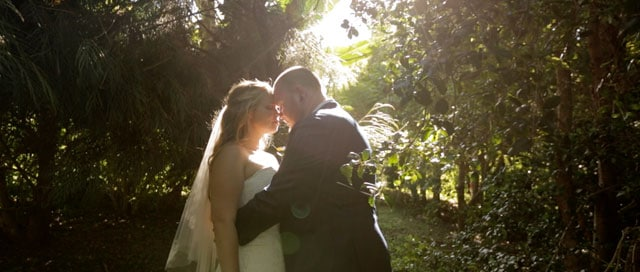 Dana & Marc | Fig Tree Restaurant Wedding, Byron Bay