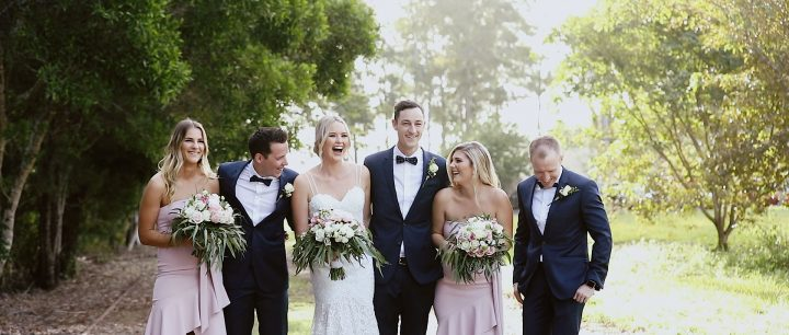 The Rocks Yandina Wedding | Chelsea & Damien